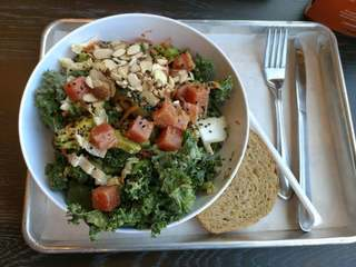 Make-your-own power bowl at Indy's newest eatery
