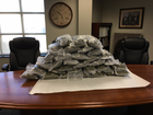 32 pounds of marijuana seized in Clinton County