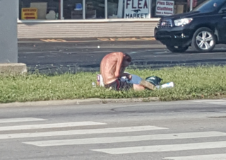Homeless man reunites with family via Facebook