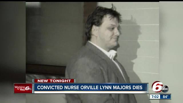 IN serial killer Orville Lynn Majors dies in prison