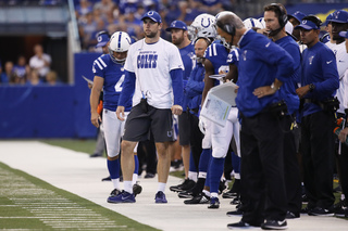 Colts could get Luck back in practice this week