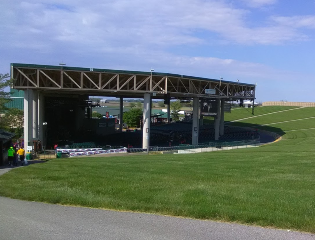 New Name For Noblesville Amphitheater