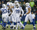 Colts' win streak against Titans on line for MNF