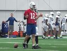 Colts: Luck 'sore,' out of practice this week
