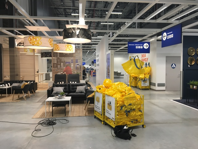 Ikea on Amazon? Swedish firm to test sales in online stores