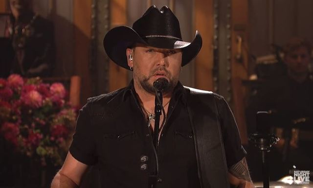 Watch Jason Aldean's Honest, Defiant Speech During First Concert Since Route 91