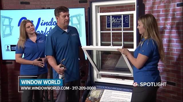 RTV6 Spotlight - Window World