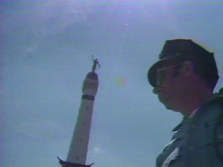 '77 traffic cop conducts symphony on the Circle