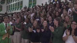 PICS: Friday Football Frenzy at Cathedral HS