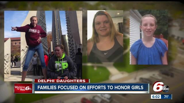 Delphi girls killed eight month ago