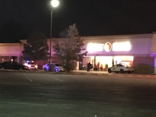 Store clerk shot on Indy's east side