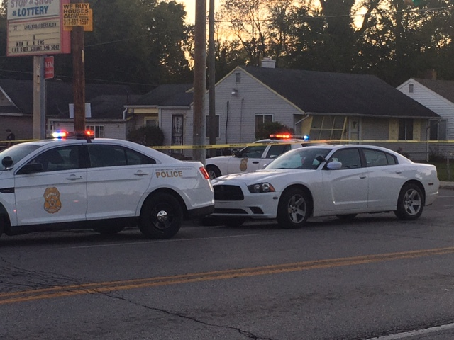 Man shot, killed on Indy's northeast side