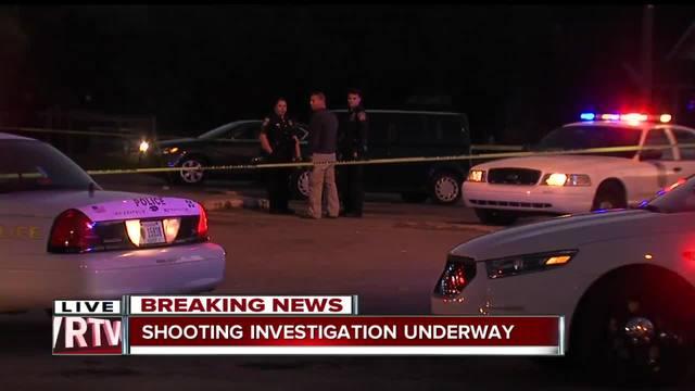 Man shot- killed in parking lot on Indy-s northeast side