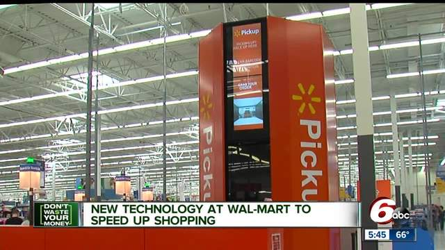 Why Walmart is putting giant towers in stores
