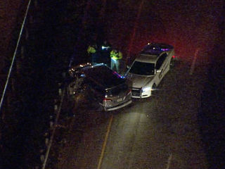 PD: Man leads police on chase with child in car