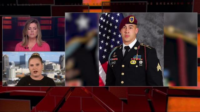 Wife of fallen Columbus soldier said Trump never called- but Pence was…