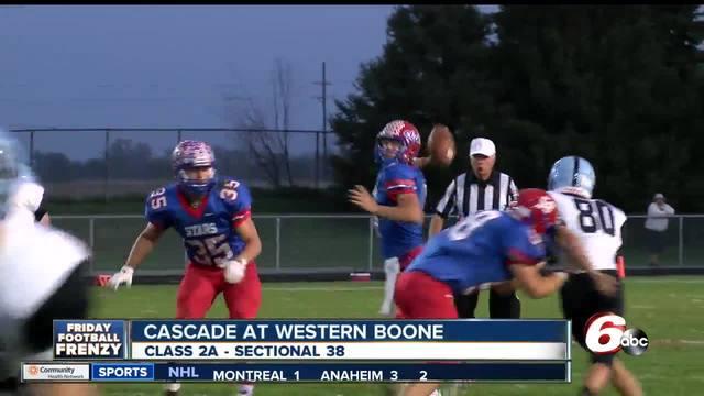 HIGHLIGHTS- Western Boone 48- Cascade 20