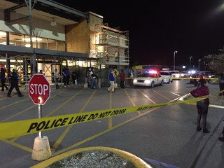 Suspect arrested in deadly Kroger shooting
