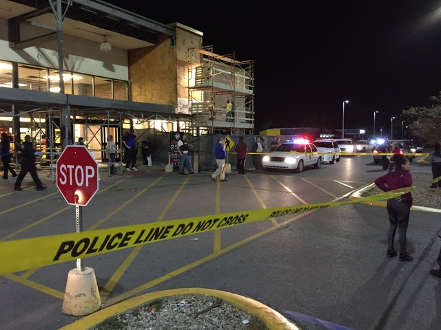 PC: Kroger attacker asked where knives were