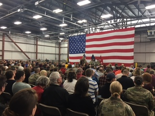 PICS: Indiana National Guard deployment ceremony
