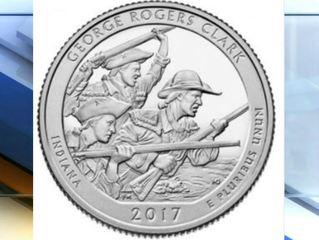 Quarter to honor Indiana Revolutionary War hero