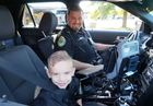 6-year-old Muncie boy becomes honorary officer