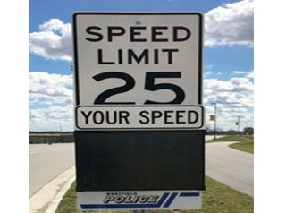 New speed limits on many Westfield roads