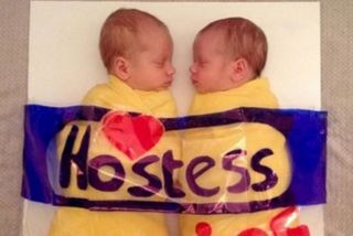 These Halloween costumes are perfect for twins