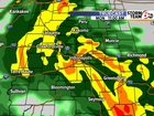 TIMELINE: Rain expected throughout the day