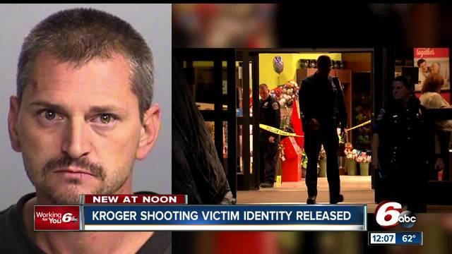 Indianapolis Kroger homicide victim identified