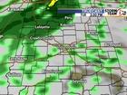 TIMELINE: Rain continues Tuesday