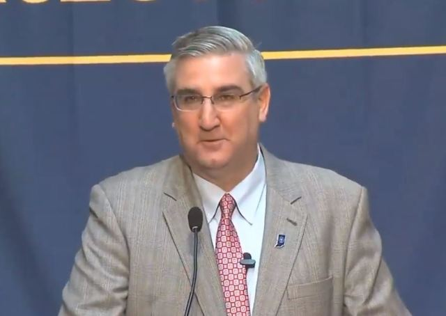 Holcomb Reveals 2018 Legislative Agenda