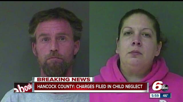 Grandparents charged with neglect over horrendous injuries to Greenfield infant