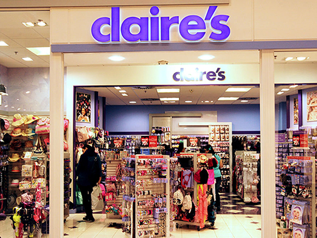 Claire's Stores fashion accessories chain said to plan bankruptcy