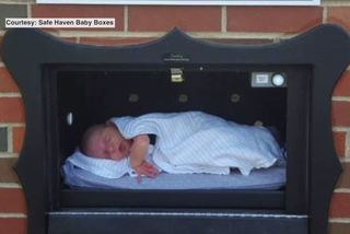 New Fortville fire station to have baby box