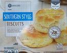 Frozen biscuits recalled over listeria concerns