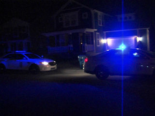 Homeowner holds 2 burglar suspects at gunpoint