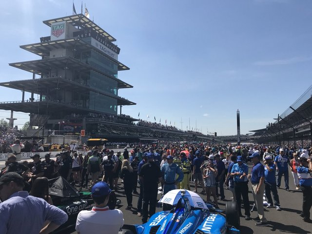 INDY 500 PICS: The greatest spectacle in racing