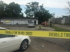 Man killed in parking lot of Indiana business
