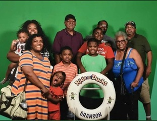 Duck boat survivor makes 1st public appearance