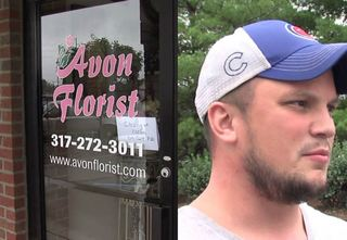 Man claims florist refused to help gay wedding