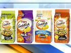 Goldfish crackers recalled for salmonella risk