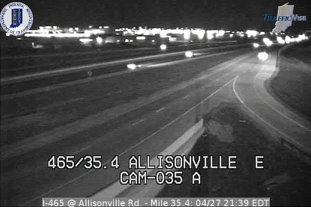 I-465, Allisonville Road