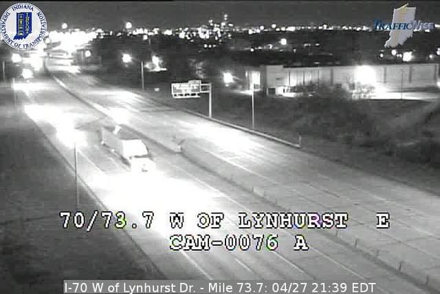 I-70, Lynhurst