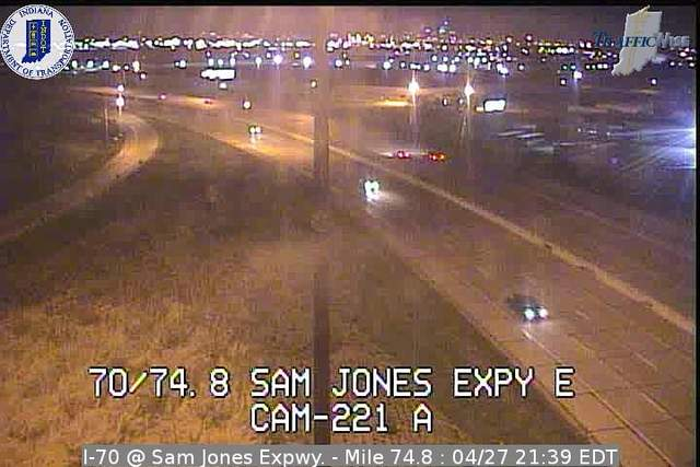 I-70, Sam Jones Exp.