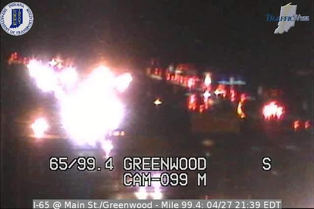 I-65, Greenwood