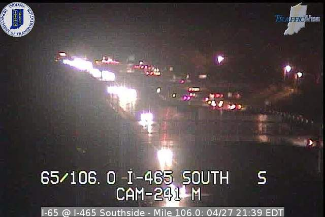 I-65, I-465 South