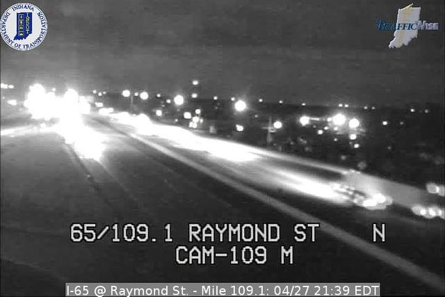 I-65, Raymond St.