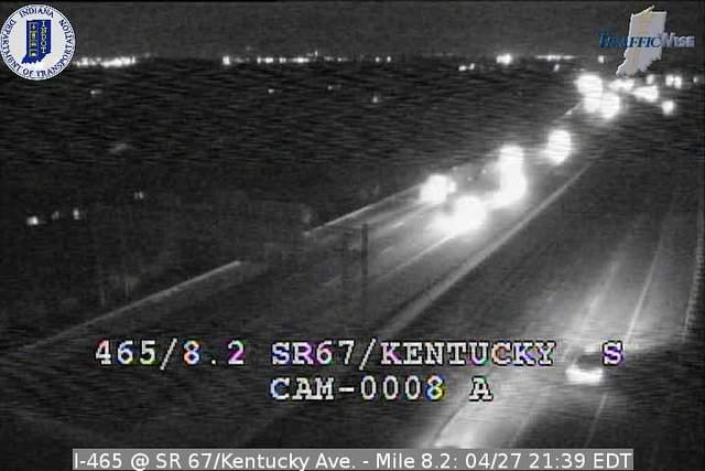 I-465, Kentucky Ave.