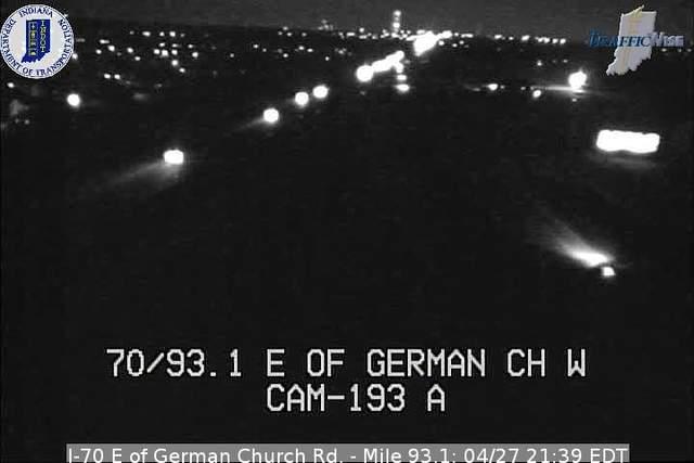 I-70, German Church Road